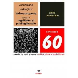 Vocabularul instituţiilor indo-europene, volumul IV
