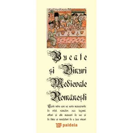 Paideia Medieval Romanian dishes and wines - ro-engl Cultural studies 20,80 lei