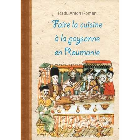 Cooking in the countryside in Romania - canvas cover Cultural studies 240,00 lei