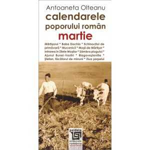 Romanian calendars - March