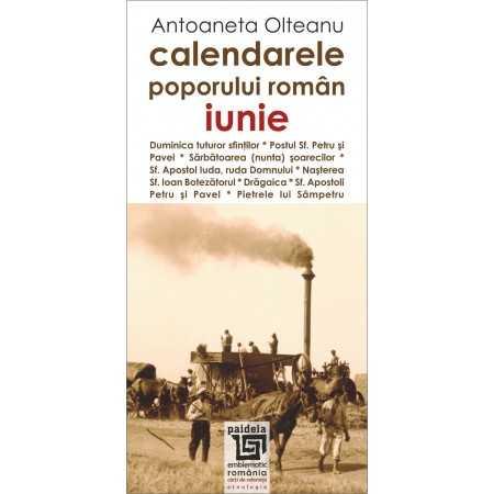 Romanian calendars - June Cultural studies 26,97 lei