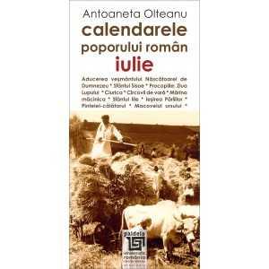 Romanian calendars - July