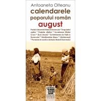 Romanian calendars - August