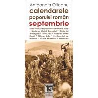 Calendarele poporului român - septembrie - Antoaneta Olteanu