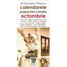 Paideia Romanian calendars - October Cultural studies 26,97 lei