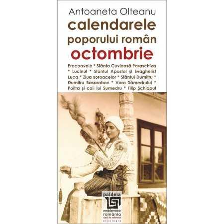 Calendarele poporului român - Octombrie