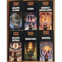 Manastiri Ortodoxe Romanesti (6 vol.) - Radu Lungu