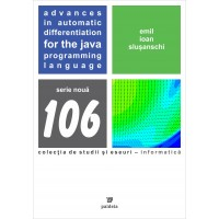 Advances in Automatic. Differentiation for the Java. Programming Language - Emil-Ioan Slușanschi