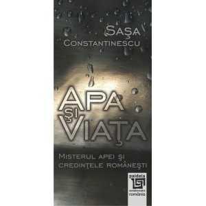 Apa și viața - Sasa Constantinescu