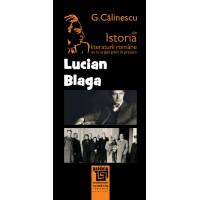Lucian Blaga - George Călinescu