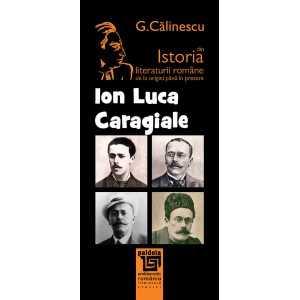 Ion Luca Caragiale( redactor: Şiclovan Cătălin)