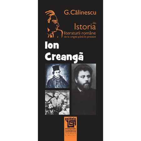 Ion Creangă - George Călinescu Litere 27,94 lei 1659P