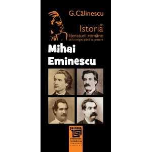 Mihai Eminescu - George Calinescu