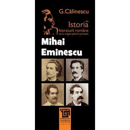 Mihai Eminescu - George Călinescu Litere 30,82 lei 1716P