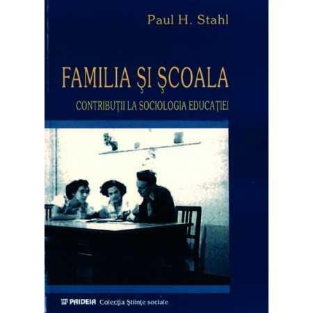 Paideia Familia şi şcoala - Paul H. Stahl E-book 10,00 lei E00000895