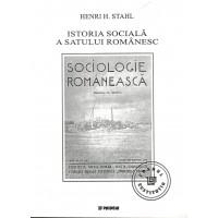 Istoria socială a satului românesc - Henri H. Stahl