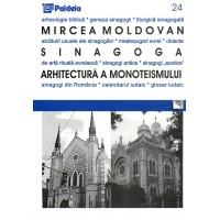 Sinagoga. Arhitectură a monoteismului - Mircea Moldovan