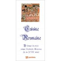 Cuisine Roumaine, L1- Constantin Brancovan
