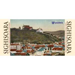 Paideia Sighişoara in postcards at the beginning of the 20th century, ro-engl landscape Emblematic Romania 19,50 lei