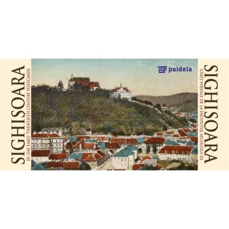 Sighişoara in postcards at the beginning of the 20th century, ro-engl landscape