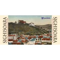 Sighişoara în cărţi postale de la începutul sec. XX, ro-engl landscape