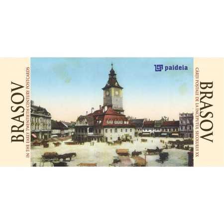 Braşov în cărţi postale de la începutul sec. XX, ro-engl landscape