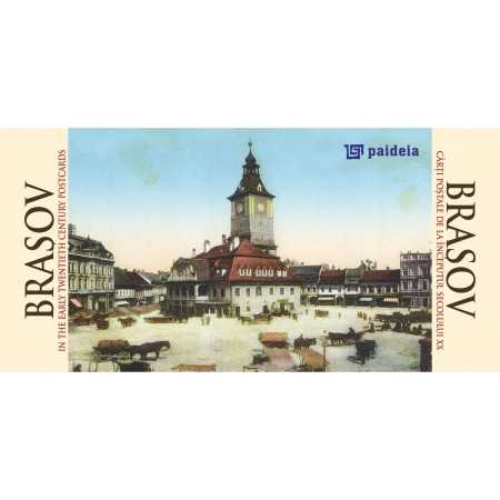Paideia Braşov in postcards at the beginning of the 20th century, ro-engl Emblematic Romania 20,81 lei