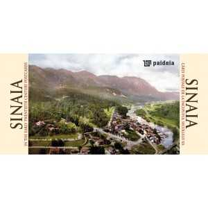 Sinaia in postcards at the beginning of the 20th century, ro-engl landscape