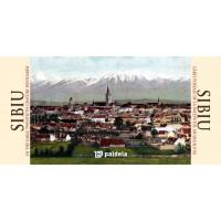 Sibiu în cărţi postale de la începutul sec. XX, ro-engl landscape