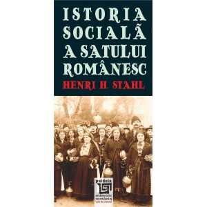 Paideia Istoria sociala a satului romanesc - Henri H. Stahl Sociologie 25,00 lei 1842P