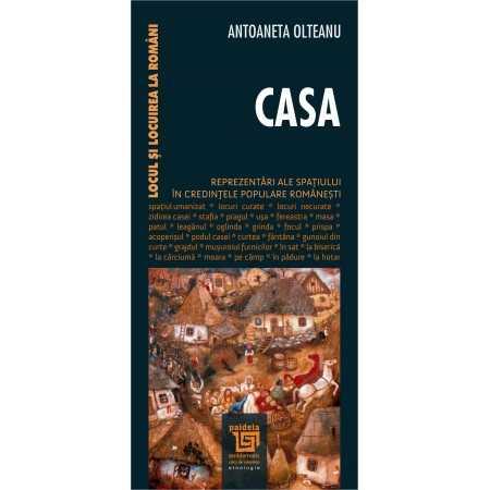 Paideia Casa - Antoaneta Olteanu Studii culturale 34,68 lei 1950P