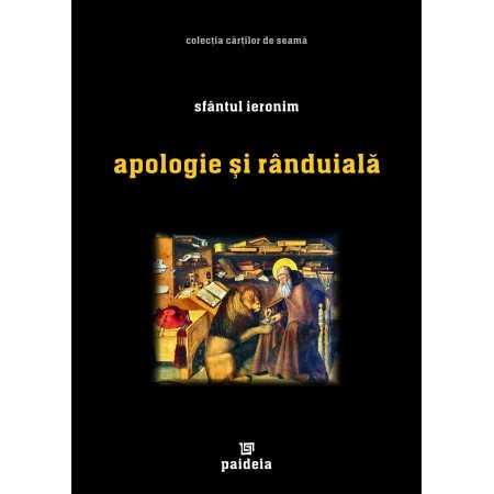 Paideia Apologie şi rânduială - Sfântul Ieronim E-book 10,00 lei E00000748