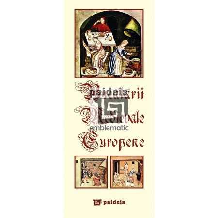 Bucatarii medievale europene, insertii hartie manuala
