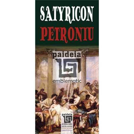 Paideia Satyricon Letters 31,80 lei