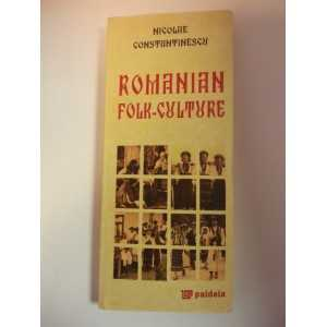 Romanian Folk-Culture Cultural studies 120,00 lei
