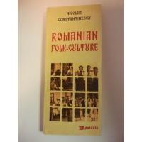 Romanian Folk-Culture - Nicolae Constantinescu