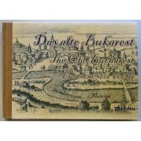 Album Bucureştii vechi, în română, engleza, germana-Paideia