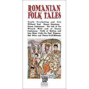 Romanian folk tales, L3 - Nicolae Constantinescu