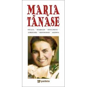 Paideia Maria Tanase - ediție româno-franceză, L1- Doina Berchina Emblematic Romania 24,00 lei 1378P