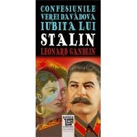 Confesiunile Verei Davâdova, iubita lui Stalin - Leonard Gandlin