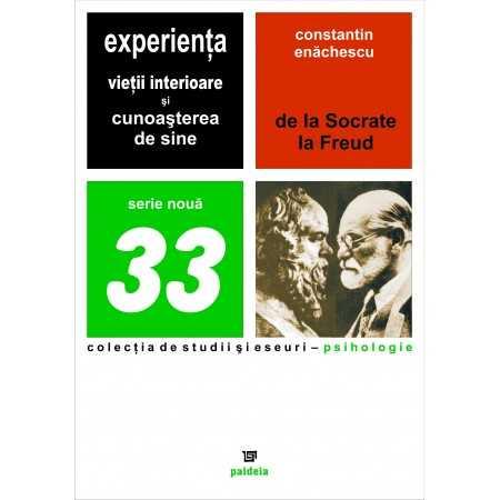 Paideia Experienţa vieţii interioare şi cunoaşterea de sine - Constantin Enăchescu E-book 15,00 lei E00000861