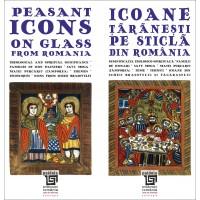 Icoane taranesti pe sticla din Romania, ed. bilingva (ro-engl), L1 - Ana Cartianu