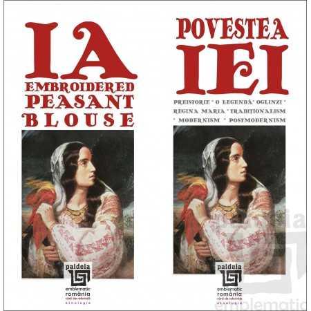 Paideia Povestea iei, ed. bilingva ro-en Emblematic Romania 32,37 lei