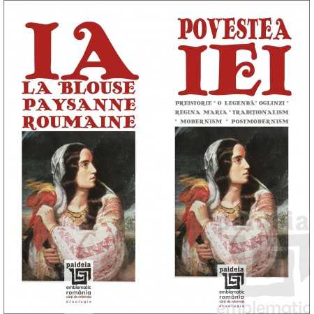 Paideia Her story - bilingual edition (romanian-french) Emblematic Romania 28,90 lei