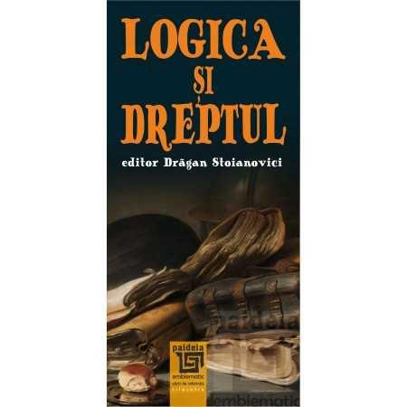 Paideia Logica si dreptul Philosophy 40,00 lei