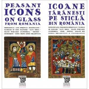 Icoane taranesti pe sticla din Romania, ed. bilingvă-(ro-engl) L3 - Editura Paideia