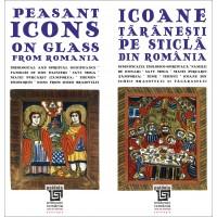 Icoane țărănești pe sticlă din România, ed. bilingvă- (ro-engl) L3 - Ana Cartianu