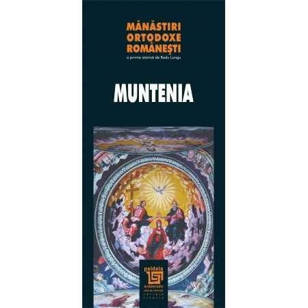 Mănăstiri ortodoxe româneşti - Muntenia - Radu Lungu E-book 10,00 lei E00001617