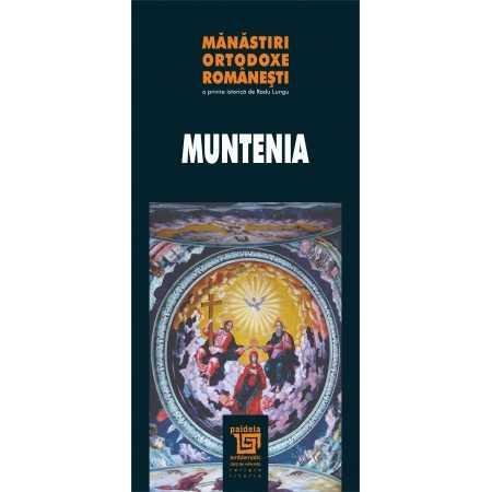 Romanian Orthodox monasteries - Walachia E-book 10,00 lei