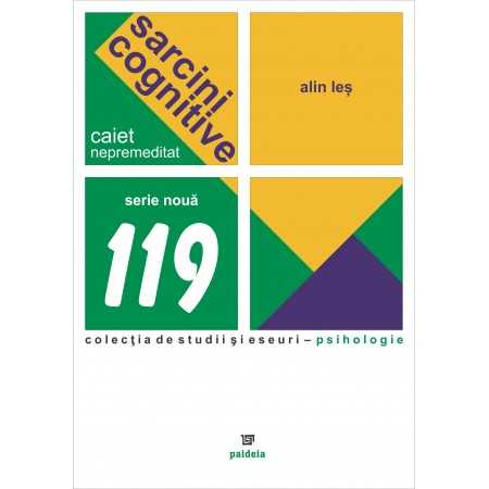 Cognitive tasks E-book 10,00 lei